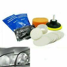 Auto Car Headlight Lens Restoration Restorer System Headlamp Polishing Tools DIY