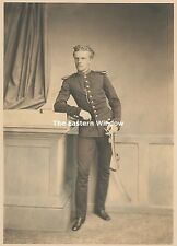 Duke Karl Theodor in Bavaria in Ulanen uniform c 1862-65. Herzog Bayern. Large.