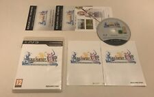 Final Fantasy X / X-2 HD Remaster Sony PlayStation 3 PS3 Complete PAL