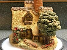 David Winter Pilgrims Rest 1983 Cottage Great Britain Collectible Table Top