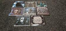 Dimmu Borgir - All albums except first. SEE PHOTOS AND DESCRIPTION. ALL EXC COND