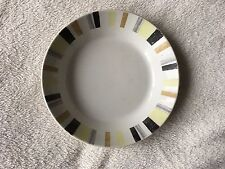 Queensbury Stripe by Midwinter Oatmeal / Cereal / Soup bowl 1955 Cobham