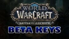 World of Warcraft WoW - Battle for Azeroth BETA Key - All regions fast delivery