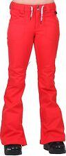 $200 Womens Nike SB Willowbrook Snowboard Pants Red Sz L 626017 660