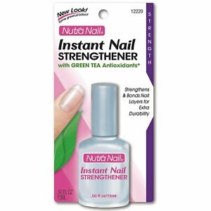 Nutra Nail Hardener Strengthener Treatment - Protect, Nourish & Condition Nails