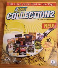 *PC Games Collection 2* 10 Vollversionen Dune 2 Dungeon Keeper NFS *Neuware*