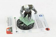 Heroclix DC  SLOSH Solomon Grundy 049 SR Super Rare
