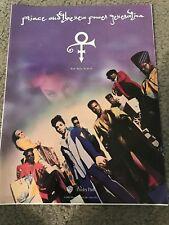 1992 Prince & The New Power Generation Print Ad Paisley Park New Album Rare