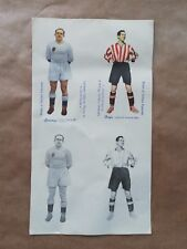 Cromos Fútbol  1944 (Gorostiza) Valencia (Ojeda) At Bilbao Tiraje Para Imprimir