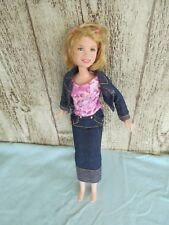 Mary-Kate and Ashley doll loose denim outfit
