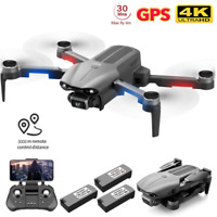 4DRC F9 RC Drone GPS Foldable Brushless 4K Video Aerial Camera Quadcopter TOYS