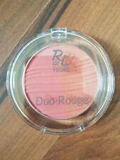 Rival de Loop Young Duo Rouge 01 sweet apricot Bronzer rose braun 4,5 g Neu