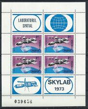 "Roumanie Bloc N°116** (MNH) 1974 - ""Skylab"""