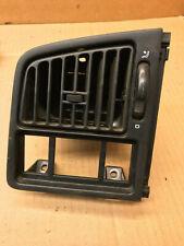 VW PASSAT B3 FRONT DASHBOARD LEFT SIDE AIR VENT LIGHT CONTROL PANEL 357819981
