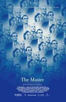 The Master Movie POSTER 11 x 17 Joaquin Phoenix, Price Carson, A