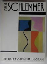 Oskar Schlemmer - Vernon L. Lidtke - Baltimore museum - 1986