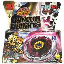 Phantom Orion B:D Beyblade BB-118 rapidity metal fury Starter Set WITH LAUNCHER!