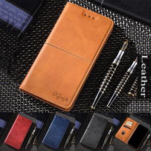 For LG Velvet K61 G5 G6 Q6 Q70 K8 2017 Magnetic Leather Flip Wallet Case Cover