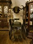 Antique Invalid Carriage, Thought To Be Victorian, Fully Restored.