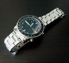 Montre Lip Tachymètre Chronomètre bracelet acier en boite