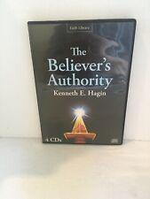 Faith Library The Believers Authority 4 Cd Set