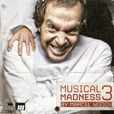 Marcel Woods - Musical Madness 3 [CD]