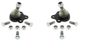 For Vauxhall Vivaro 2006/10-14  Front Lower Ball Joint Kit With Bolts Pair 12mm