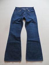 Levi's® 516 Schlag Jeans Hose W 32 /L 32, Flared Denim Schlaghose, Dark Washed !