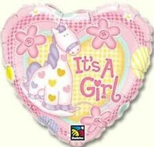 Its a Girl foil baby/baby shower/gender reveal balloon