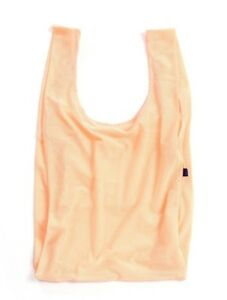 NWT BAGGU Standard Mesh Reusable Bag ELECTRIC PEACH SOLD OUT EVERYWHERE