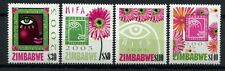 ZIMBABWE SIMBABWE 2003 Kunstfestival Art 752-755 ** MNH