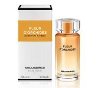 2019 Karl Lagerfeld FLEUR d'ORCHIDEE eau de parfum 100 ml 3.3 oz new sealed