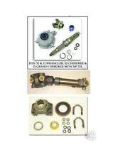 Jeep Wrangler Tj Slip Yoke Eliminator Drive Shaft Kit  I Kit11