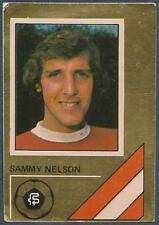 FKS 1978/79 SOCCER STARS GOLDEN COLLECTION- #006-ARSENAL-SAMMY NELSON