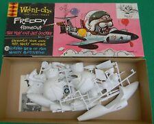 New listing True Vintage 1963 Hawk Weird-Ohs Freddy Flameout Model Kit
