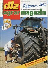 dlz Traktoren 2002 Fendt 412 828 JCB Fastrac Valtra S 230 Steyr M9086 John Deere