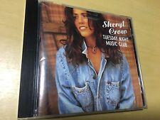 SHERYL CROW - TUESDAY NIGHT MUSIC CLUB CD (AC) LEAVING LAS VEGAS, ALL I WANNA DO