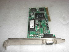 Trident 3DImage9750 AGP VGA Video Card LOW PROFILE