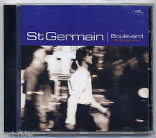 ST GERMAIN Boulevard - CD come nuovo -excellent