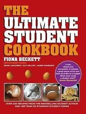New The Ultimate Student Cookbook [Paperback] [Jan 01, 2007] Fiona Beckett; Sign