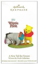 2011 Hallmark Winnie the Pooh Collection A New Tail for Eeyore Ornament!