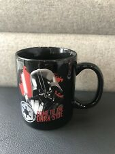 Star Wars Come To The Dark Side Darth Vader Coffee Cup Mug