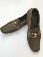 Louis Vuitton Mocassini Montecarlo Uomo Car Shoes sz. 10,5