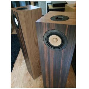 Electricbeach Blackwoods Floorstanding Speakers (pair) - American Walnutt (New!)