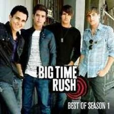 "BIG TIME RUSH ""BEST OF SEASON 1"" CD NEU"
