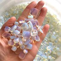100g 12mm Opalite Tumblestones Polished Tumbled Stones Healing Crystal Gemstone