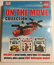Lego: On The Move Collection - Dorling Kindersley - Paperback - NEW - Book