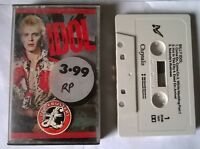 BILLY IDOL - K7 cassette audio tape
