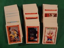 1991 IMPEL FIEVEL GOES WEST COMPLETE 150-CARD SET