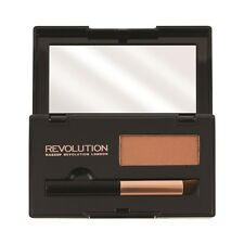 Makeup Revolution Hair Revolution Cover Grey Thinning Hair Root Cover Up - Red